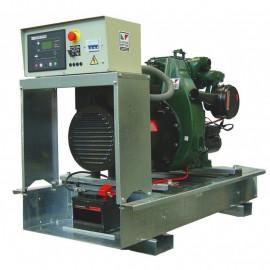 Генератор Lister Petter HSL24LE150|15.4 кВт, (Великобритания)