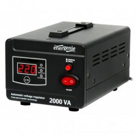 Стабилизатор EnerGenie EG-AVR-D2000-01| 1.2 кВт, (Китай)