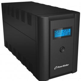 ИБП PowerWalker VI 1200 SHL | 0.6 кВт (Китай)