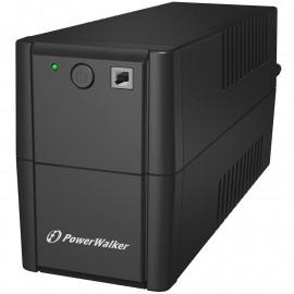 ИБП PowerWalker VI 850 SH IEC| 0.48 кВт, (Китай)