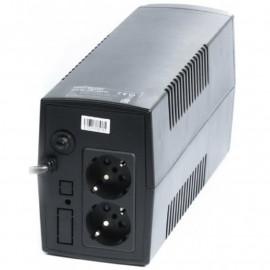 ИБП EnerGenie EG-UPS-B650 | 0.39 кВт, (Китай)
