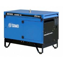 Генератор SDMO Diesel 15000 TE Silence   10/12.5 кВт (Франция)