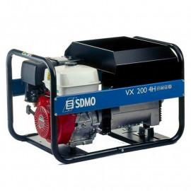 Генератор SDMO VX 200 7,5 HS | 5,7/7,1 кВт (Франция)