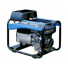 Генератор сварочный SDMO Weldarc 180 DE C | 4/4 кВт (Франция)