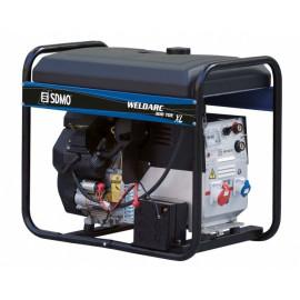 Генератор сварочный SDMO Weldarc 300 TDE XL C | 7/8,8 кВт (Франция)