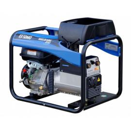 Генератор зварювальний SDMO Weldarc 200 | 4/4 кВт (Франция)