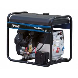 Генератор зварювальний SDMO Weldarc 300 TE XL C | 7/8.8 кВт (Франция)