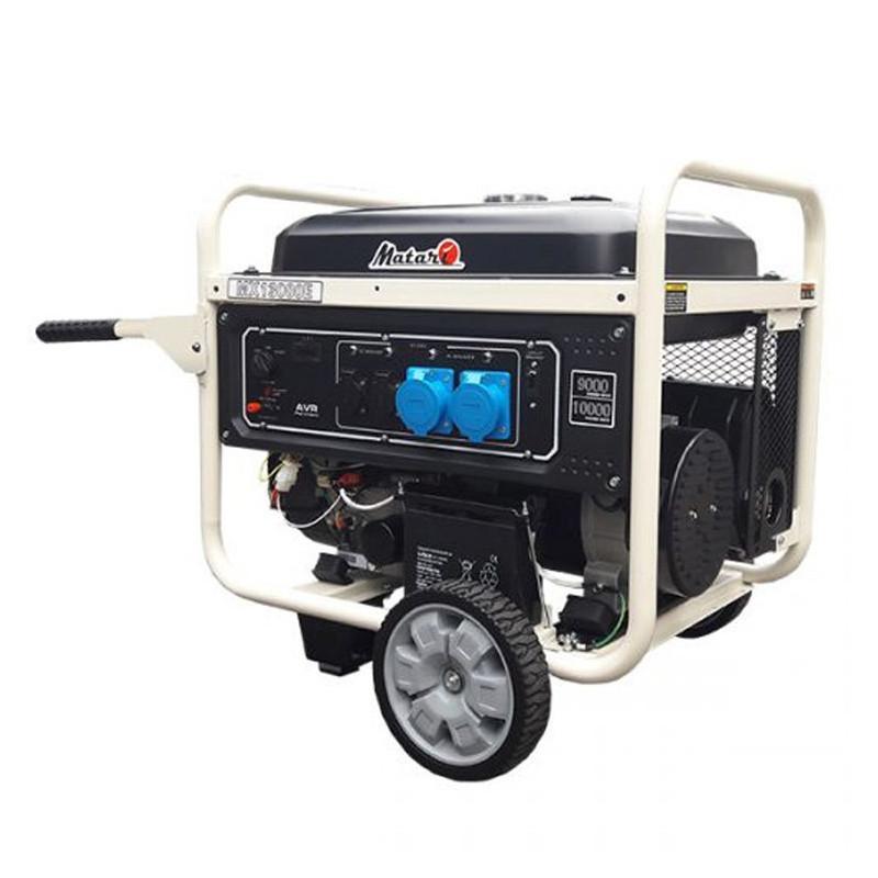 Генератор Matari MX14000E | 10/11 кВт (Япония)