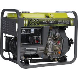 Генератор Konner&Sohnen BASIC 8000DE ATSR | 6/6,5 кВт (Германия)