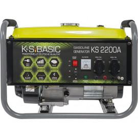Генератор Konner&Sohnen BASIC KS 2200 A | 2/2,2 кВт (Германия)