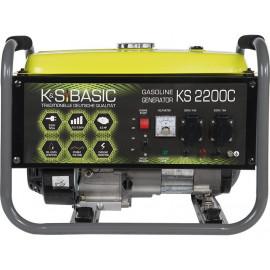 Генератор Konner&Sohnen BASIC KS 1200 C | 0,9/1 кВт (Німеччина)