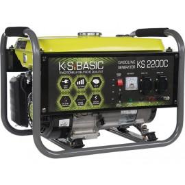 Генератор Konner&Sohnen BASIC KS 2200 С | 2/2,2 кВт (Германия)