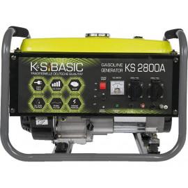 Генератор Konner&Sohnen BASIC KS 2800 A | 2/2,2 кВт (Германия)