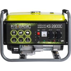 Генератор Konner&Sohnen BASIC KS 2800 С | 2,5/2,8 кВт (Германия)