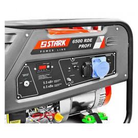 Генератор Stark 6500 RDE PROFI | 5,5/6,5 кВт (Германия)