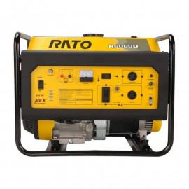 Генератор Rato R6000D | 6/6,5 кВт (Китай)