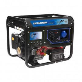 Генератор AGT 6501 MSBE | 5,1/5,7 кВт (Румыния)