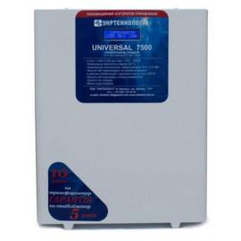 Стабилизатор напряжения Укртехнология НСН - 7500 UNIVERSAL | 7,5 кВт (Украина)
