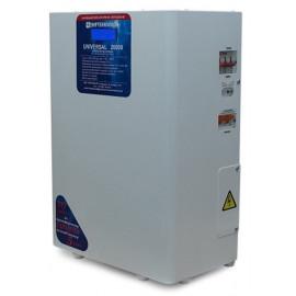 Стабілізатор напруги Укртехнология НСН - 20000 UNIVERSAL   20 кВт (Україна)