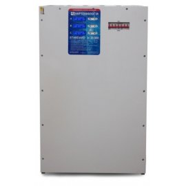 Стабилизатор напряжения Укртехнология НСН - 12000x3 STANDARD | 36 кВт (Украина)