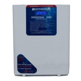 Стабілізатор напруги Укртехнология НСН - 5000 UNIVERSAL | 5 кВт (Україна)