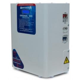 Стабилизатор напряжения Укртехнология НСН - 5000 UNIVERSAL | 5 кВт (Украина)