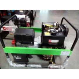 Генератор сварочный PEX-POL-PLUS PEX K220 KE | 5.2/5.8 кВт (Польша)
