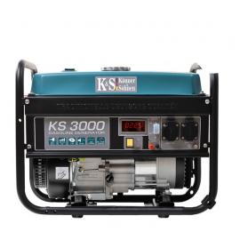Генератор Konner&Sohnen 3000 | 2,6/3 кВт (Германия)