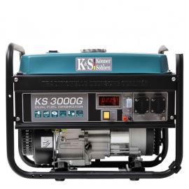 Генератор Konner&Sohnen 3000G | 2,6/3 кВт (Германия)