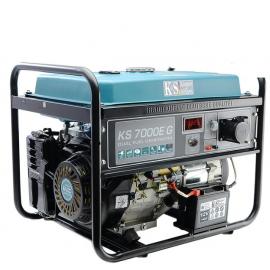 Генератор Konner&Sohnen 7000 E G | 5/5,5 кВт (Германия)