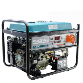 Генератор Konner&Sohnen 7000E-3 ATS | 5/5,5 кВт (Німеччина)