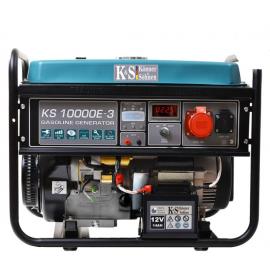 Генератор Konner&Sohnen 10000 E-3 | 7,5/8 кВт (Германия)