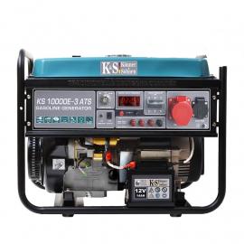 Генератор Konner&Sohnen 10000E-3 ATS | 7,5/8 кВт (Германия)