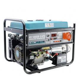 Генератор Konner&Sohnen 10000E-3 ATS | 7,5/8 кВт (Німеччина)