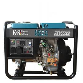 Генератор Konner&Sohnen 6000DE | 5/5,5 кВт (Германия)