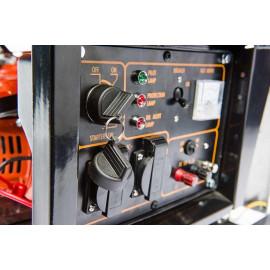 Генератор Tekhmann TGG-i38 ES | 2,8/3,1 кВт (Китай)