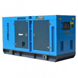 Генератор Keypower KP-100 (KP-C110S) | 80/88 кВт (Китай)