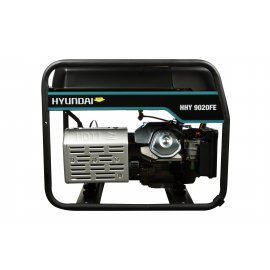 Генератор Hyundai HHY 9020FE | 6/6,5 кВт (Корея)