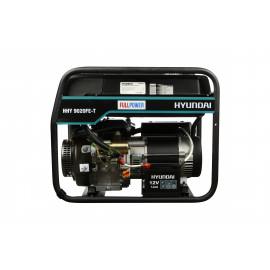 Генератор Hyundai HHY 9020FE-T | 6/6,5 кВт (Корея)
