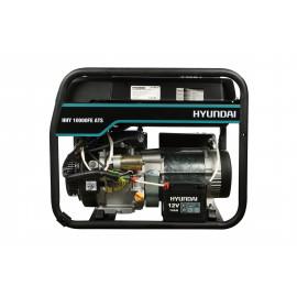 Генератор Hyundai HHY 10000FE ATS| 7,5/8 кВт (Корея)