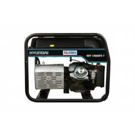 Генератор Hyundai HHY 10000FE-T | 7,5/8 кВт (Корея)
