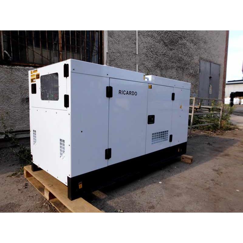 Генератор Ricardo PR14GF | 10/11 кВт (Китай)