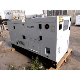 Генератор Ricardo PR35GF | 24/26 кВт (Китай)