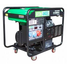 Генератор Iron Angel EG18000EA3 | 15/18 кВт (Нидерланды)