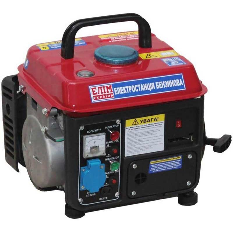Генератор Elim-Україна БГЕ-800 | 0,65/0,8 кВт (Китай)