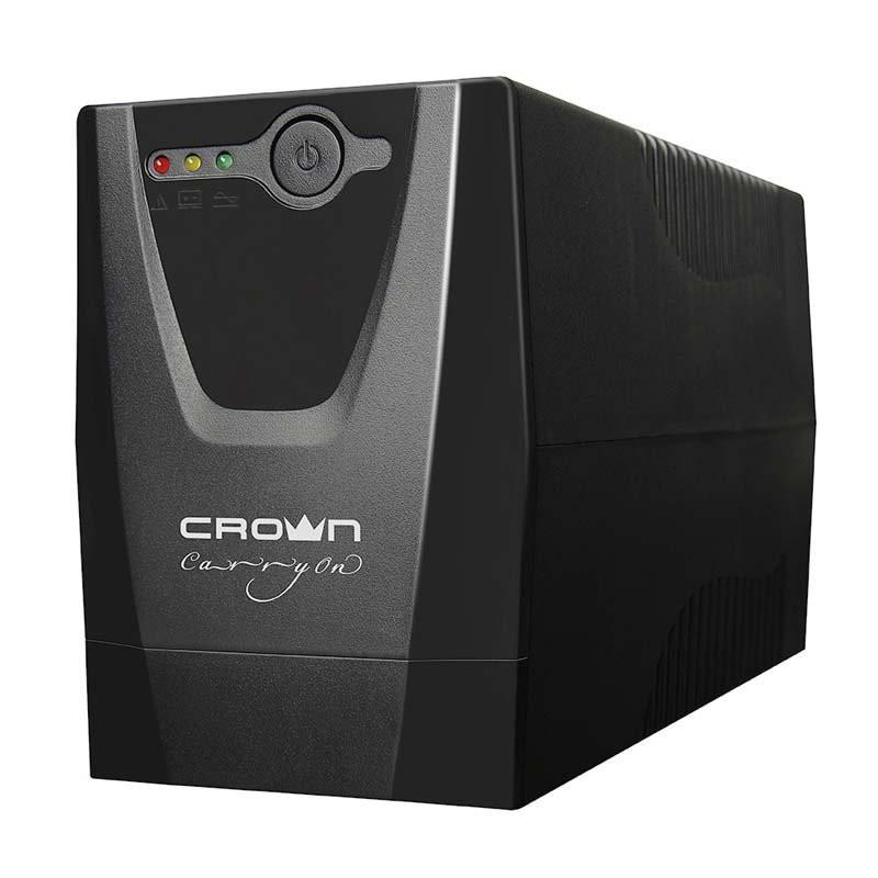 ИБП Crown CMU-500X | 0,24 кВт (Китай)