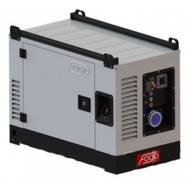 Генератор Fogo FH8000RCEA | 7/7,7 кВт (Польша)