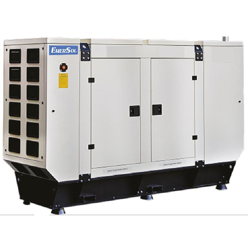 Генератор EnerSol STRS 22T | 16/17,6 кВт (Турция)
