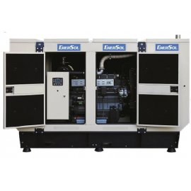 Генератор EnerSol STRS 70T | 51/56 кВт (Турция)