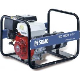 Генератор SDMO HX 4000 C | 3,6/4 кВт (Франция)